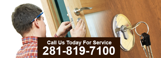 Residential Locksmith in Tomball
